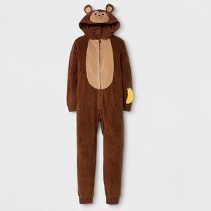 Other - Monkey footie pajamas